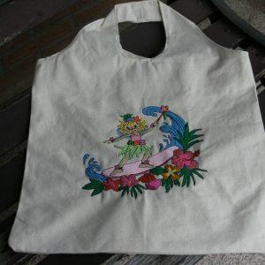 Marconellie canvas draagtas